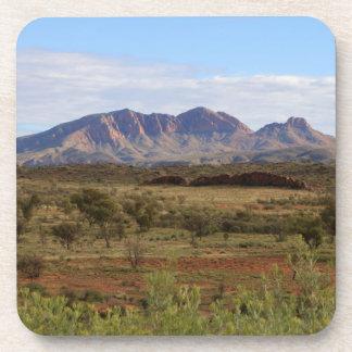 Mount Sonder, Central Australian Outback Drink Coaster