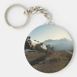 Mount_St_Helens_0801 Keychain