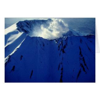 Mount St. Helens Card