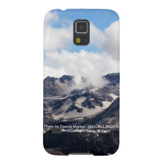 Mount St Helens lava dome 2 Case For Galaxy S5