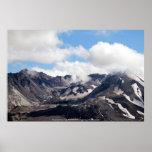 Mount St Helens lava dome 2 Print