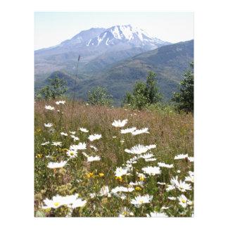 Mount St. Helens Letterhead