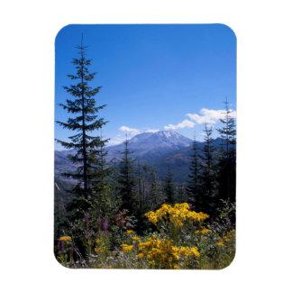 Mount St Helens Magnet
