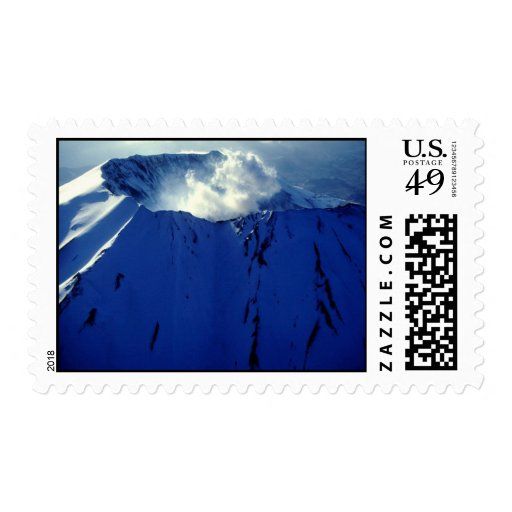 Mount St. Helens Postage Stamps