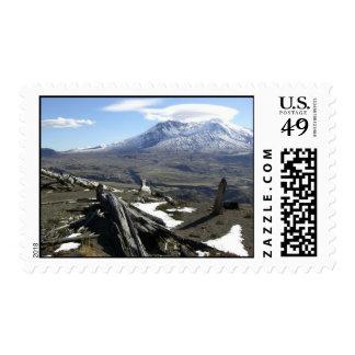 Mount St. Helens Stamp