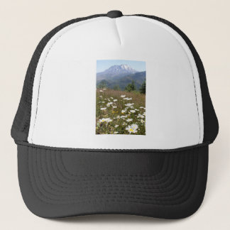 Mount St. Helens Trucker Hat