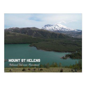 northwestphotos Mount St Helens Volcanic Monument Photo Postcard