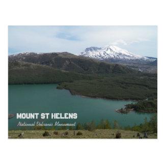 Mount St Helens Volcanic Monument Postcard