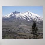 Mount St Helens Volcano Photo