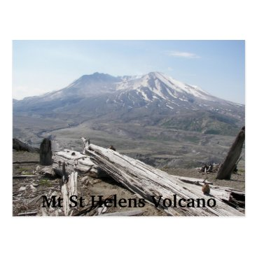 northwestphotos Mount St Helens Volcano Travel Postcard