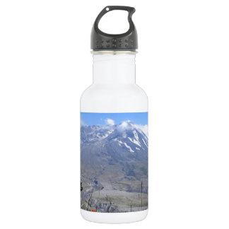 Mount St. Helens Water Bottle