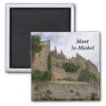 Mount-St-Michel - Refrigerator Magnets