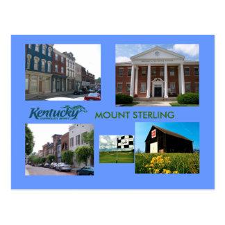 Mount Sterling , Kentucky Postcard
