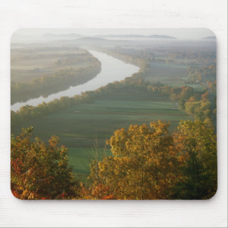 Mount Sugarloaf Autumn Morning Mouse Pad