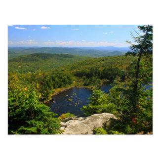 Mount Sunapee Lake Solitude Postcard