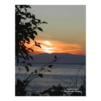 Mount Susitna Alaska / Letterhead