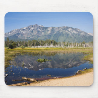 Mount Tallac Reflection Mouse Pad