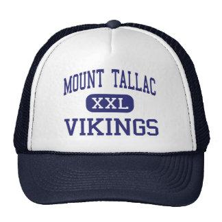 Mount Tallac - Vikings - High - South Lake Tahoe Trucker Hat