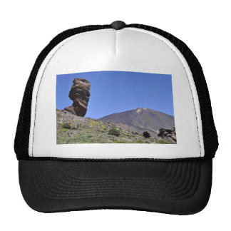 Mount Teide at Canary islands Trucker Hats