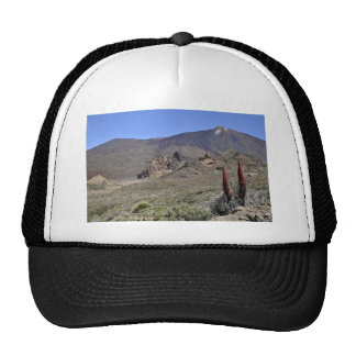 Mount Teide at Canary islands Trucker Hat