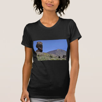 Mount Teide at Canary islands T-shirts