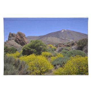 Mount Teide at Tenerife Placemat