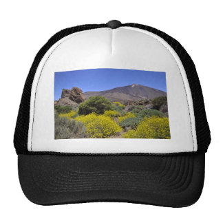 Mount Teide at Tenerife Trucker Hat
