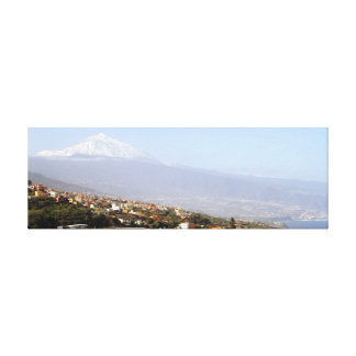 Mount Teide, Tenerife Stretched Canvas Prints