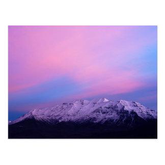Mount Timpanogos Postcard
