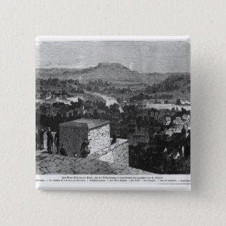 Mount Valerien seen from Louveciennes Button