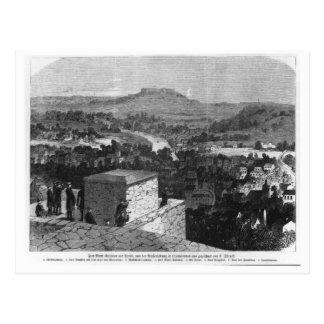 Mount Valerien seen from Louveciennes Postcard