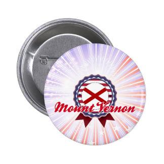 Mount Vernon, AL Pinback Button