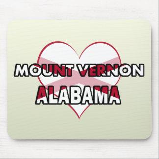 Mount Vernon, Alabama Mouse Pad