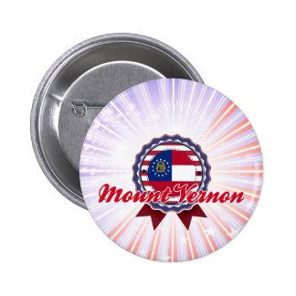 Mount Vernon, GA Pin