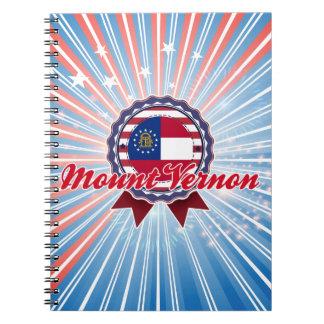 Mount Vernon, GA Notebooks
