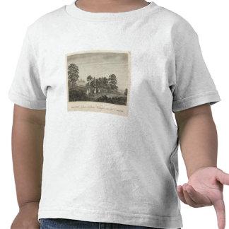 Mount Vernon, home of General Washington Tee Shirts