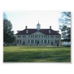 Mount Vernon Photograph
