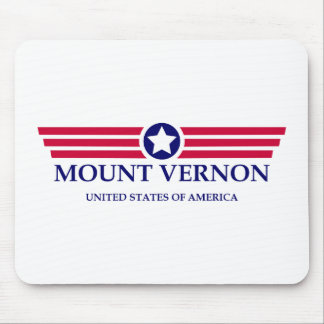 Mount Vernon Pride Mouse Pad