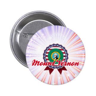 Mount Vernon, WA Pin