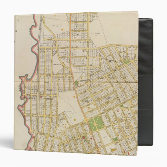 Mount Vernon Westchester County NY 3 Ring Binder