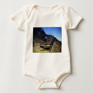 Mount Vesuvius Bodysuit