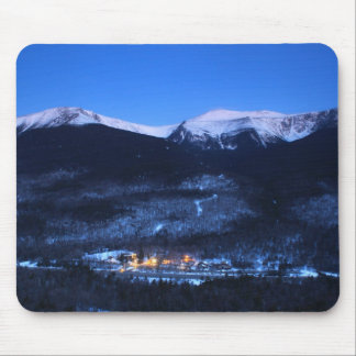 Mount Washington and Pinkham Notch from Square Led Mouse Pad