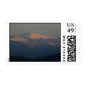 Mount Washington Morning Light Postage Stamp