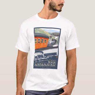 Mount Washington, New HampshireCog Railroad T-Shirt