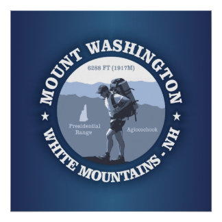 Mount Washington Poster