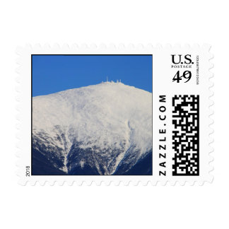Mount Washington Summit and Weather Observatory Postage Stamps