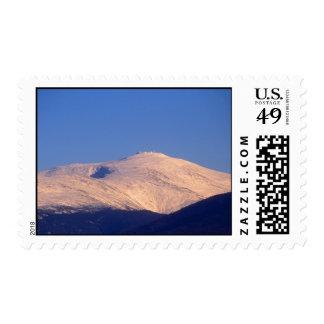 Mount Washington Summit Postage