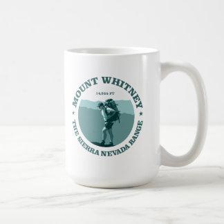 Mount Whitney Coffee Mug