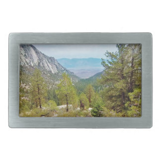 Mount Whitney Trail View #1: The View; Belt Buckle