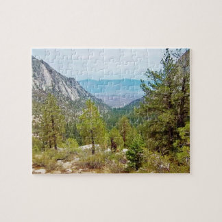 Mount Whitney Trail View #1: The View Puzzle